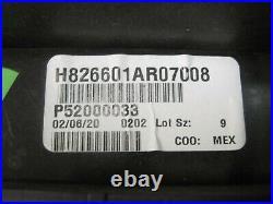 08-20 Harley Davidson OEM Seat For Touring Models Black P52000033 FREE SHIPPING
