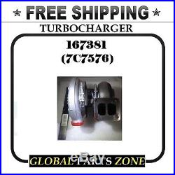 167381 7c7576 0r5947 196563 Turbocharger For Cat 3306 Model Engine Free Shipping