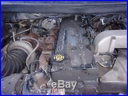 2002 Dodge Cummins 24-Valve 5.9LTURBO DIESEL Engine RUNS GREAT FREE SHIPPING