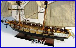 33 USS Brig Niagara Model Ship Ready for Display