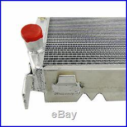 4 ROW ALUMINUM RADIATOR For 1932 FORD STREET / RAT ROD Ford HI /HIGH BOY US SHIP