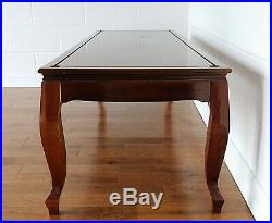 65 LARGE WOOD DISPLAY STAND CASE For Collectable Ship Yacht Boat Models No-Glas