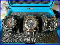 ALL 3 MODELS 22270, 18212, 28530 FOR 1 Price! Ships In 3 Slot Case As Shown