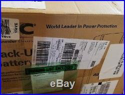 APC External Battery Backup Pack for Model BR1500G (BR24BPG) Free Shipping
