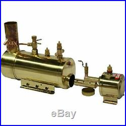 B2F SAITO Boilers for Model Ship Marine Boat Steam Engine EMS with Tracking NEW