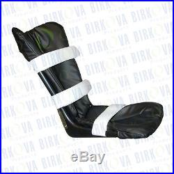 Birkova LS-6220 Leg Holder Pads for Allen Black Boots Model 1 Pair -Ships Free