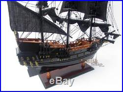 Black Pearl Handcrafted Ship Model Ready For Display