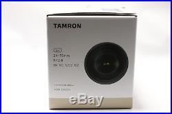 Brand New! USA Model! Tamron For Nikon 24-70MM f/2.8 Di VC USD G2 + FREE SHIP
