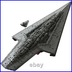 Building Blocks Executor Class Dreadnought Ship Model Gift Toys for Adult Brick