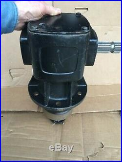 Bush Hog No 71329 Free Shipping Gearbox Assembly For Bush