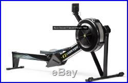 CONCEPT 2 MODEL D ROWER PM5 Black Frame New in Box Ready to Ship for Free