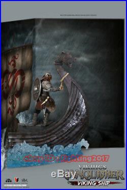 COO MODEL 1/6 SE020 Viking Vanquisher Viking ship Scene Platform for Figure