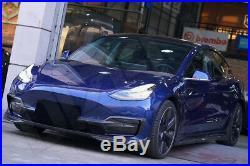 Carbon Fiber Fibre Side Skirts for Tesla Model 3 FREE WORLDWIDE SHIPPING
