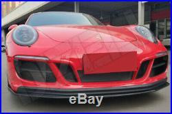 Carbon fibre fiber front splitter lip for Porsche 911 991.2 models FREE SHIPPING