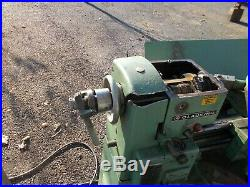 Clausing lathe model 5914 selling for parts or selling parts damaged in shipping