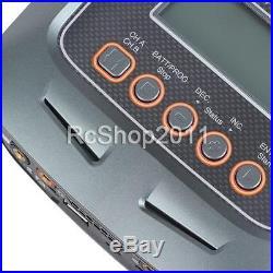 DE DHL SHIP SkyRC D100 AC/DC Dual Balance Charger Discharger for RC Models