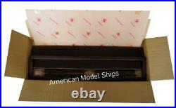 Display Case For Container Ships Length 37 43 With Acrylic