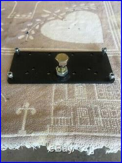 EZ Lock Plate for Power Chair L@@K WoW Free Shipping! Fits Many Models