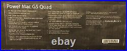FREE Shipping Apple Power Mac G5 Quad For Parts, Model A1117, M9592LL/A