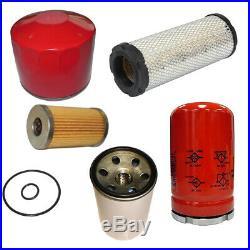 Filter Kit For Kubota L3830 L3540 L3940 L4240 HST Models Fast Free Shipping