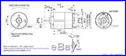 For Mabuchi DC6V 15000rpm RK-380PH-4733 High Speed RK-380 Ship Model Micro Motor