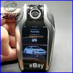 Free Shipping Aftermarket Display Key for BMW G Model F Model BMW Keyfob with D