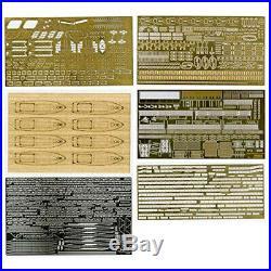 Fujimi Model 1/350 Ship Model Series No. 5EX-101 Etching Parts Set for IJN Aircra