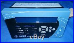 GE PQM II POWER QUALITY METER MODEL For Parts Free Shipping 0002 READ