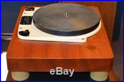 Garrard Model301 Analog player Only for use at 60 Hz F/Shipping Tracking Number
