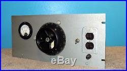 General Radio Model 100-Q Variac Metered Mounted Ready for use 18Amps Free Ship