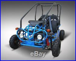 Go Kart 110cc for Youth Kandi Model 2 Seater KD-110GKG-2 Free Shipping