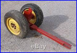 Hay Rake Dolly for New Holland Model 56 256 258FREE 1000 MILE FREIGHT SHIPPING