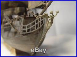 Hobby Model Kits For Adults DIY 1/96 Scale Wooden Black Pearl Pirates Ship Boat