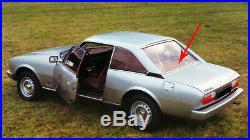 Hutablage Abdeckung Original Peugeot 504 Coupe Braun Rear Parcel Shelf Brown Neu
