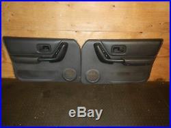 Jeep Cherokee XJ 97-01 Door Panel Pair for 4 Door Models FREE SHIPPING