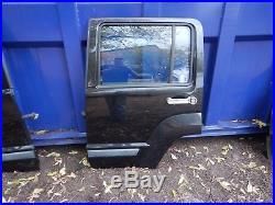 Jeep Liberty KK 08-12 Driver Side Rear Door for 4 Door Models FREE SHIP