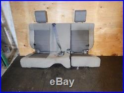 Jeep Wrangler JK 07-12 Rear Folding Seat for 4 Door Model OEM FREE SHIP