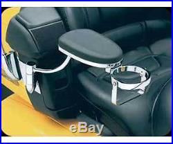 Kuryakyn Passenger Armrest For Gl1800 Models #497014 Free Ship