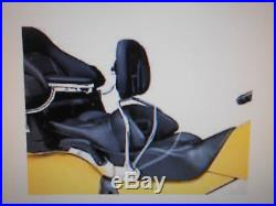 Kuryakyn Rider Backrest For 2001-2010 Honda Gl1800 Models #497515 Free Shipping