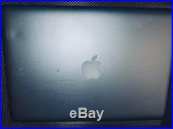 MACBOOK PRO (13-inch A1278 Model) AS-IS, FOR REPAIR OR PARTS, FREE SHIPPING