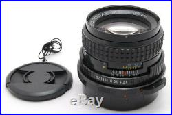MINT SMC PENTAX 67 105mm F2.4 Late Model Lens for 6x7 67 II Ship DHL JAPAN