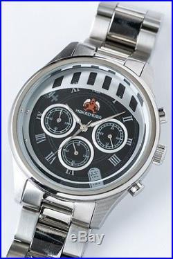 Makaimura Model Wristwatch (for Men) Capcom Free Shipping From Japan