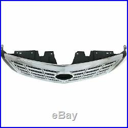 NEW Chrome and Black Grille For 2014-2017 Cadillac XTS GM1200670 SHIPS TODAY