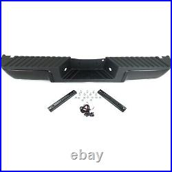 NEW Complete Rear Step Bumper Assembly For 2008-2012 Ford Super Duty SHIPS TODAY
