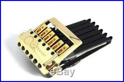 NEW EVERTUNE G MODEL 6 string Gold Bridge for Electric Guitar Free shipping