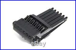 NEW EVERTUNE G MODEL 6 string black Bridge for Electric Guitar Free shipping