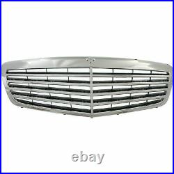 NEW Front Grille For 2010-2013 Mercedes Benz S550 MB1200156 SHIPS TODAY