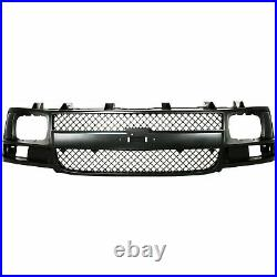 NEW Grille Assembly For 2003-2017 Chevrolet Express 1500 2500 3500 SHIPS TODAY
