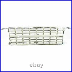 NEW Grille For 1992-1996 Chevrolet G10 G20 G30 Van GM1200241 SHIPS TODAY