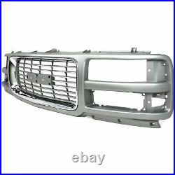 NEW Grille For 1996-2002 GMC Savana 1500 2500 3500 GM1200528 SHIPS TODAY
